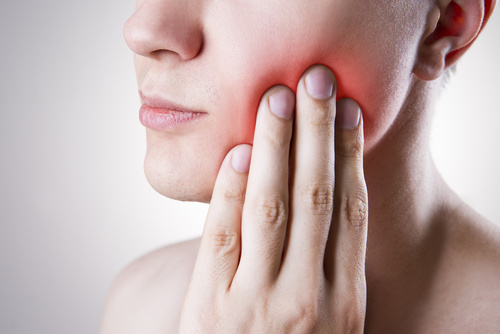 tooth ache cheek pain tooth pain wisdom teeth inflamed dentist woodbridge