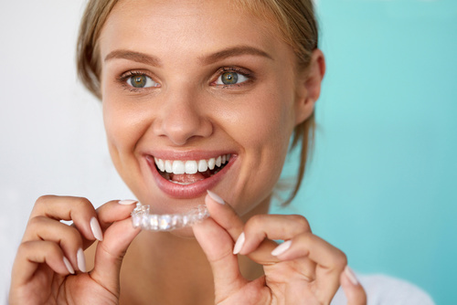 Invisalign clear braces vaughan